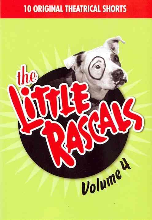 LITTLE RASCALS VOL 4 BY LITTLE RASCALS (DVD)